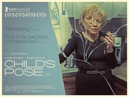 Child's Pose Poster