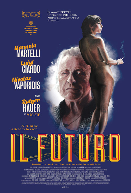 Il Futuro sales poster